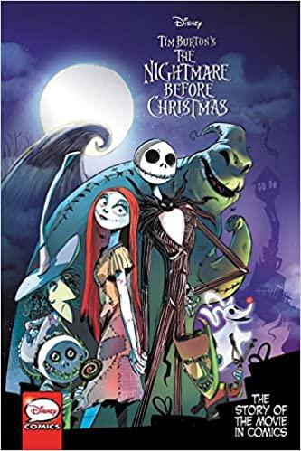 Movie Review : Tim Burton The Nightmare Before Christmas